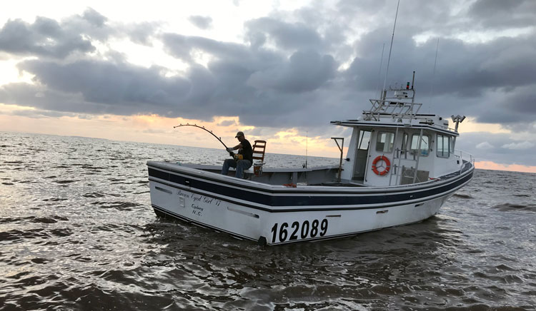 NS Tuna Charter Association - Rankin Tuna Charters