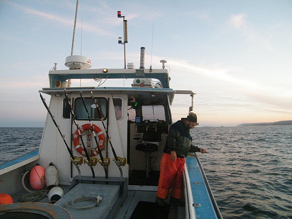 Time N'or Tide Charters | Tuna Charters Nova Scotia ... - photo#3